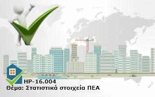 HP-16.004-Πλήρη στατιστικά της ενεργειακής απόδοσης των κτιρίων στην Ελλάδα